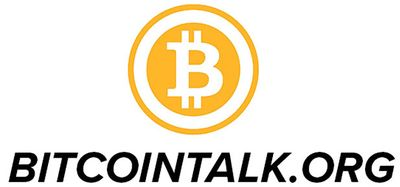 Bitcointalk Forum Logo - Crypto Communities