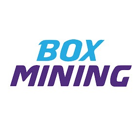 Box Mining Logo - Crypto YouTube Channels