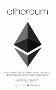 Ethereum Book Cover - Crypto Books