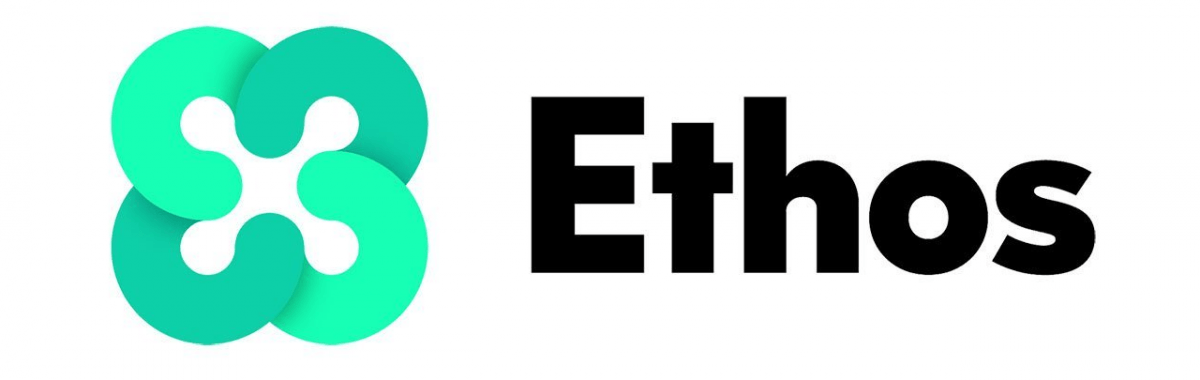 Ethos Logo - Crypto Wallets
