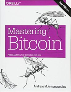 Mastering Bitcoin Book Cover - Crypto Books