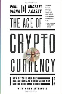 The Age of Cryptocurrency Book Cover - Crypto Books