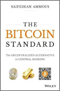 The Bitcoin Standard Book Cover - Crypto Books
