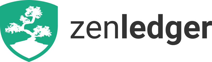 Zenledger Logo - Crypto Tax Management