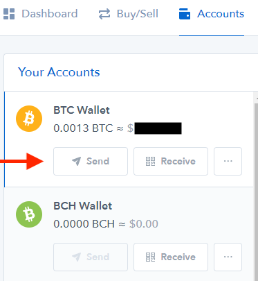 How To Buy Ontology Gas ONG With A Debit Card and Bank Account Screenshot