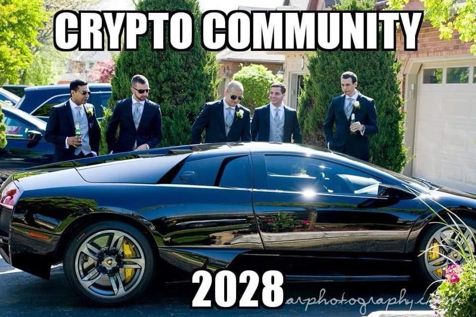 Crypto Community 2028 - Crypto Memes