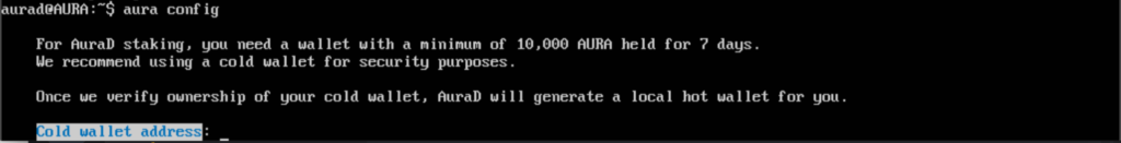 Vultr Screenshot 36 AURA Staking Node