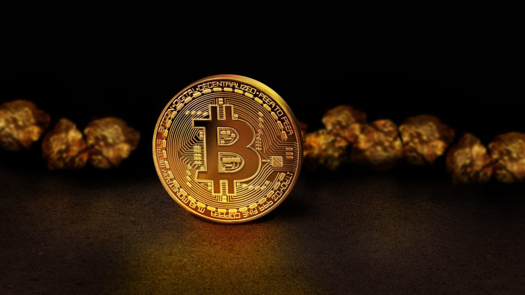 Cryptocurrency Wallpaper 2